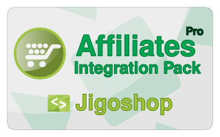 Affiliates Pro Jigoshop Integration Pack