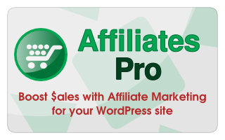 Affiliates Pro - Affiliate Marketing for WordPress