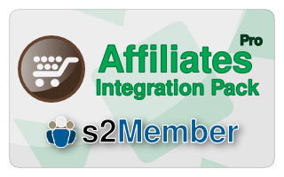 Affiliates Pro s2Member Integration Pack