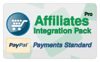 Affiliates Pro for PayPal