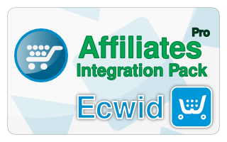 Affiliates Pro for Ecwid