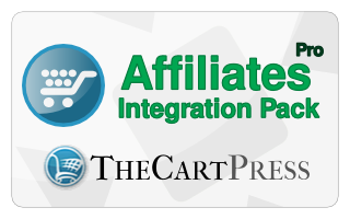 Affiliates Pro for TheCartPress