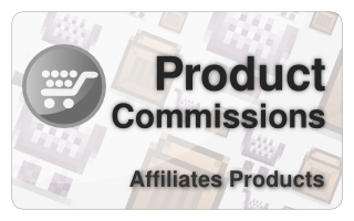 Product Commissions with Affiliates Products