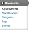 Documents Menu