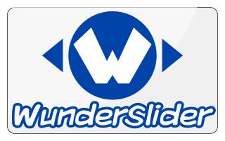 WunderSlider Responsive jQuery Slider