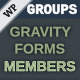 Get Groups Gravity Forms