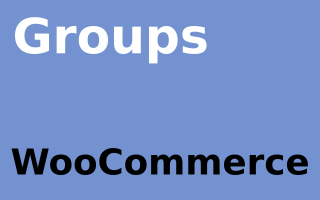 Groups WooCommerce