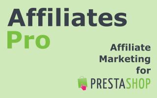 Affiliates Pro PrestaShop