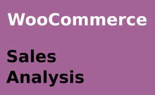 WooCommerce Sales Analysis