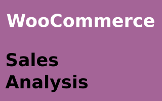 WooCommerce Sales Analysis