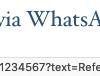 Custom-HTML-widget-rendering-WhatsApp-link-with-affiliate-ID